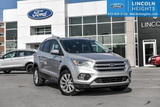 Used 2017 Ford Escape Titanium 4WD for sale in Ottawa, ON