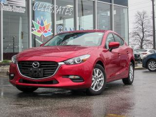Used 2017 Mazda MAZDA3 GS BLIND SPOT MONITORING for sale in Scarborough, ON