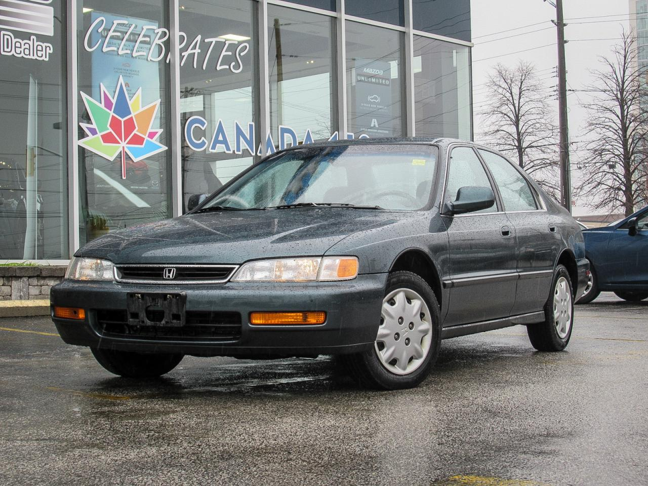 1997 Honda Accord LX SEDAN AUTOMATIC