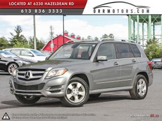 Used 2013 Mercedes-Benz GLK 250 GLK250 BlueTEC for sale in Stittsville, ON