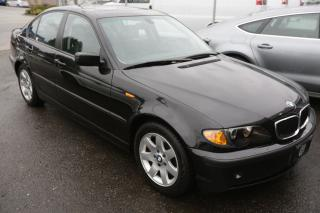 Used 2005 BMW 3 Series 4DR SDN RWD 325I for sale in New Westminster, BC
