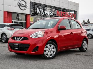 Used 2015 Nissan Micra sv reverse camera, power options for sale in Orleans, ON