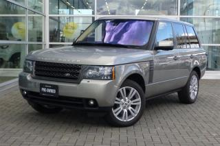 Used 2011 Land Rover Range Rover HSE *Navigation, DVD* for sale in Vancouver, BC