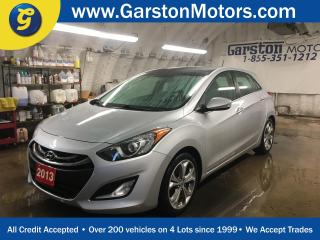 Used 2013 Hyundai Elantra GT*NAVIGATION*LEATHER*POWER PANORAMIC SUNROOF*BACK UP CAMERA*PHONE CONNECT*POWER DRIVER SEAT*HEATED FRONT SEATS*DUAL ZONE CLIMATE CONTROL* for sale in Cambridge, ON