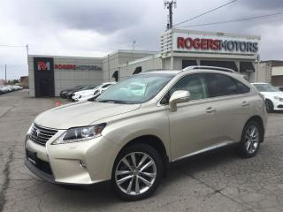 Used 2015 Lexus RX 450h AWD - NAVI - REVERSE CAM - for sale in Oakville, ON