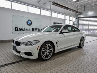 Used 2014 BMW 435i xDrive Coupe for sale in Edmonton, AB