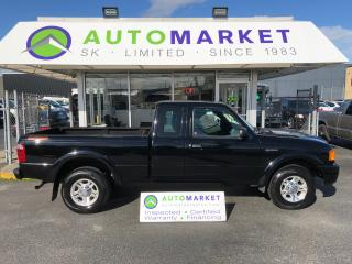 Used 2005 Ford Ranger Edge SuperCab 4-Door 2WD FINANCE IT! for sale in Langley, BC