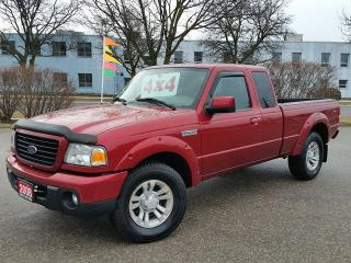 Used 2008 Ford Ranger Sport 4x4 **BRAND NEW TIRES** for sale in Cambridge, ON