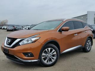 Used 2015 Nissan Murano SL AWD w/all leather,NAV,panoramic roof,heated seats,rear cam,pwr group for sale in Cambridge, ON