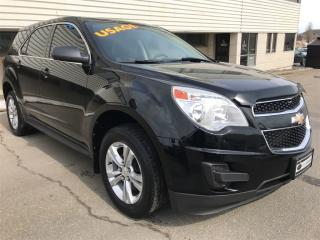 Used 2011 Chevrolet Equinox LS for sale in Levis, QC