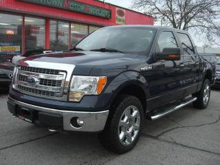 Used 2013 Ford F-150 XTR XLT 4X4 SuperCrew for sale in London, ON
