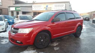 Used 2014 Dodge Journey SE Plus 7 PASS. BACKUP CAM for sale in Etobicoke, ON