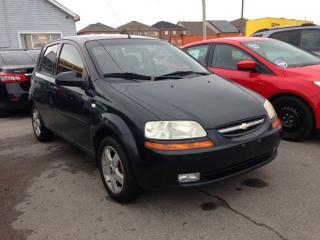 Used 2006 Chevrolet Aveo LS for sale in Oshawa, ON