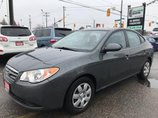 Used 2008 Hyundai Elantra No Accidents l Heated Seats l Cruise Control for sale in Waterloo, ON