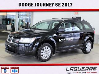 Used 2017 Dodge Journey SE for sale in Victoriaville, QC