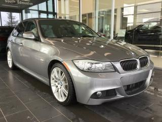 Used 2011 BMW 335i i xDrive AWD, HEATED LEATHER for sale in Edmonton, AB