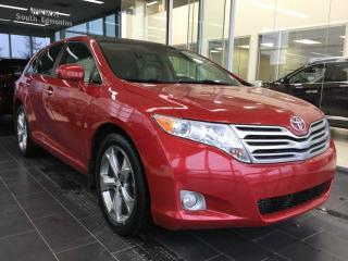 Used 2011 Toyota Venza V6, AWD, NAVI, HEATED LEATHER for sale in Edmonton, AB
