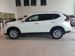 Used 2017 Nissan Rogue SV - Sunroof, Heated Seats, B/U Cam + Remote Start! for sale in Red Deer, AB