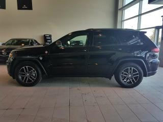 Used 2017 Jeep Grand Cherokee Trailhawk - Sunroof, B/U Cam, Nav and Heated Leather! for sale in Red Deer, AB