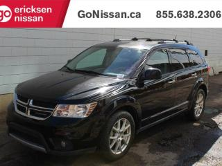 Used 2014 Dodge Journey RT: FULLY LOADED 7 PASSENGER, LEATHER, AWD for sale in Edmonton, AB