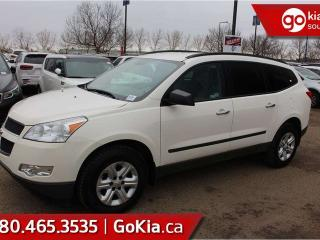 Used 2011 Chevrolet Traverse 1LS; 8 PASS, BACKUP CAMERA, BLUETOOTH, A/C, for sale in Edmonton, AB