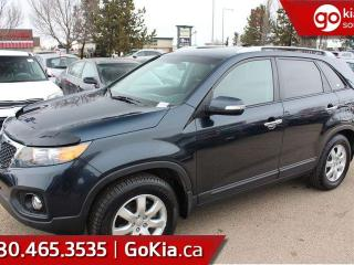 Used 2013 Kia Sorento LX V6 FWD; CAR STARTER, HEATED SEATS, BLUETOOTH, PUSH START for sale in Edmonton, AB