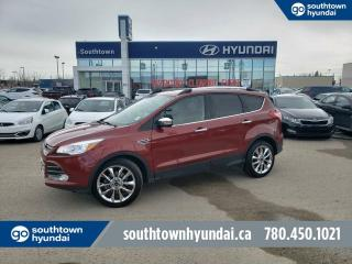 Used 2015 Ford Escape SE/NAV/PANO ROOF/BACKUP CAM for sale in Edmonton, AB