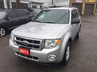 Used 2011 Ford Escape XLT NO ACCIDENT,FWD for sale in Scarborough, ON
