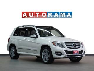 Used 2013 Mercedes-Benz GLK 250 BLUETECH NAVIGATION LEATHER PAN SUNROOF AWD for sale in North York, ON