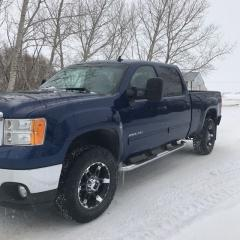 Used 2013 GMC Sierra 2500 Siera for sale in Mirror, AB