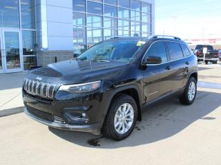 New 2019 Jeep Cherokee North for sale in Peace River, AB