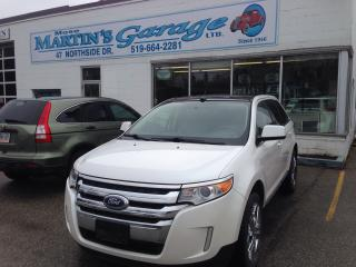 Used 2011 Ford Edge Limited for sale in St Jacobs, ON