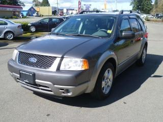 Used 2005 Ford Freestyle SEL for sale in Parksville, BC