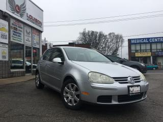 Used 2007 Volkswagen City Golf for sale in York, ON