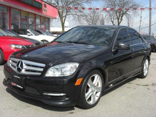 Used 2011 Mercedes-Benz C 300 4MATIC for sale in London, ON