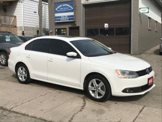 Used 2012 Volkswagen Jetta TDI/ MANUAL for sale in Kitchener, ON