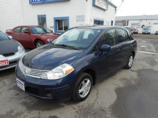 Used 2009 Nissan Versa for sale in Brantford, ON