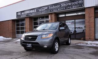 Used 2009 Hyundai Santa Fe GLS SUNROOF LEATHER for sale in Mississauga, ON