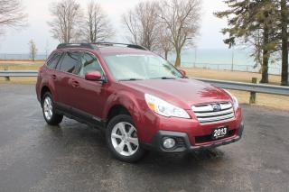 Used 2013 Subaru Outback 3.6R w/Limited & EyeSight Pkg| NAVI| LEATHER| AWD for sale in Oshawa, ON