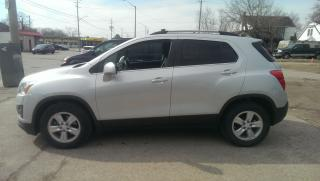 Used 2015 Chevrolet Trax LT for sale in Cambridge, ON
