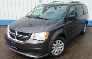 Used 2015 Dodge Grand Caravan SXT *STOW N GO* for sale in Kitchener, ON