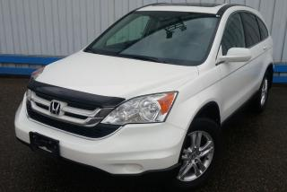 Used 2010 Honda CR-V EX 4WD *SUNROOF* for sale in Kitchener, ON