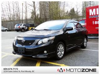 Used 2009 Toyota Corolla S for sale in Port Moody, BC