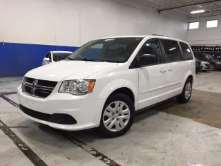 Used 2016 Dodge Grand Caravan SXT - FULL STOW N'Go - BLUETOOTH for sale in Aurora, ON