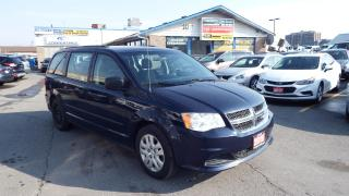 Used 2015 Dodge Caravan Canada Value Package/IMMACULATE $12000 for sale in Brampton, ON