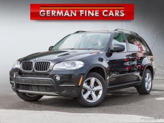 Used 2012 BMW X5 xDrive35i SPORT PKG** NAVIGATION**EXECUTIVE PKG for sale in Caledon, ON