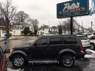 Used 2010 Dodge Nitro SXT 4X4 for sale in Dunnville, ON