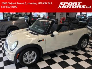 Used 2006 MINI Cooper Convertible New Brakes! for sale in London, ON