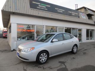 Used 2008 Hyundai Elantra SUPER LOW KM,AUTOMATIC,A/C,ALL POWERED for sale in Mississauga, ON