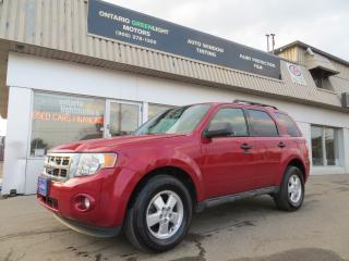 Used 2010 Ford Escape XLT,6CYL,FOG LIGHTS,ALLOYS,ALL POWERED for sale in Mississauga, ON